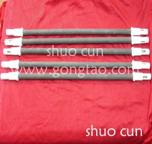 黑体加热管;黑体加热管;远红外线黑体幅射电热管;远红外线黑体幅射电热管