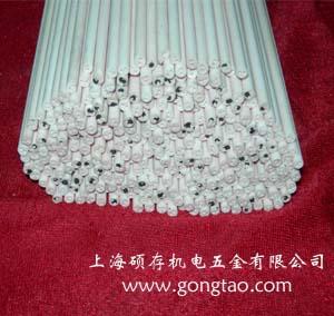 热电偶瓷芯;热电偶双孔芯;氧化铝瓷管;刚玉瓷管