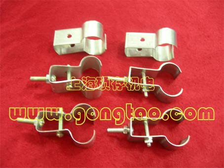 加热管配件 加热管配件 加热管配件电热管、发热管石英加热管夹头配件